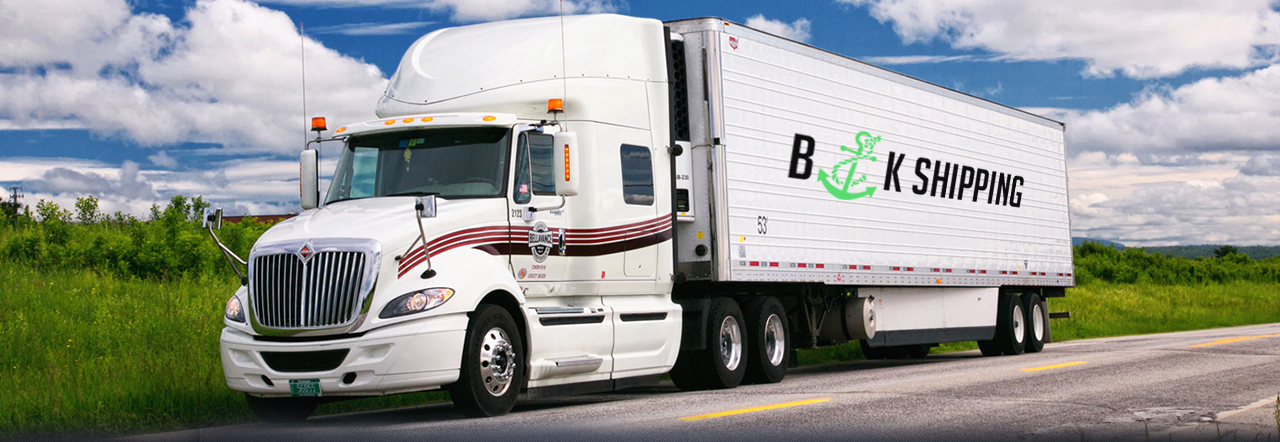 B and K Shipping Logistics, drayage, intermodal, container